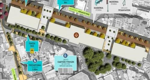 Διαδικτυακή δημόσια διαβούλευση για τις κυκλοφοριακές ρυθμίσεις στο κέντρο του Ηρακλείου